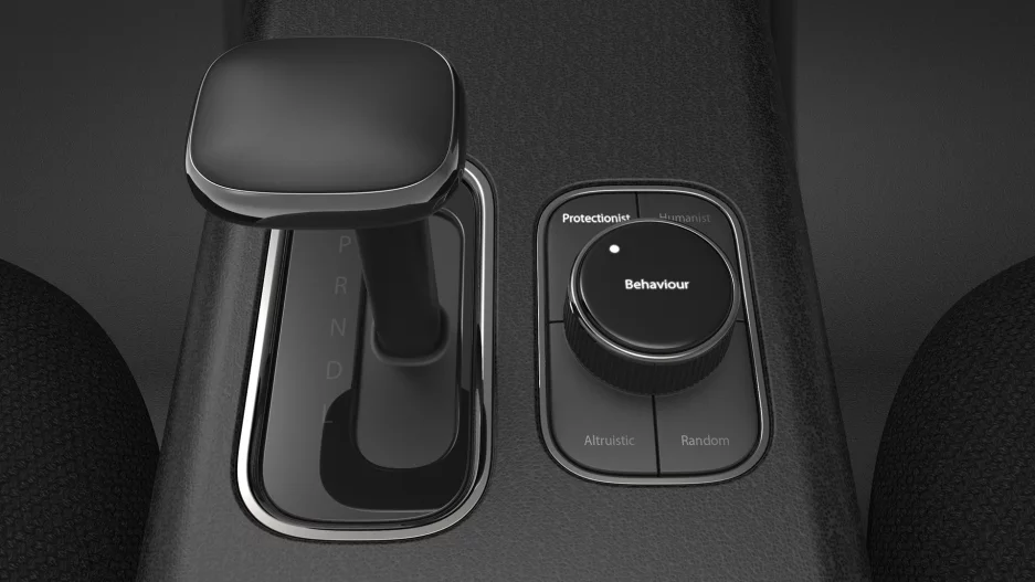 "Re-post: ""A Redesigned Steering Wheel For Self-Driving Cars"""